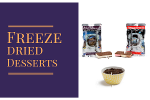 Freeze Dried Desserts